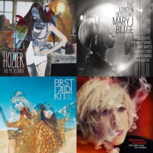 Hozier, First Aid Kit, Mary J. Blige et Marianne Faithfull étaient en live chez Jools Holland