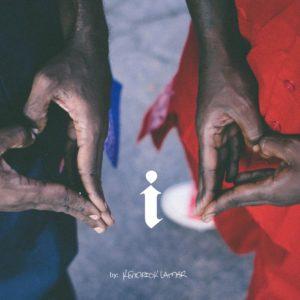 Pochette du single I de Kendrick Lamar 2014