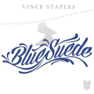 Pochette du single Blue Suede de Vince Staples