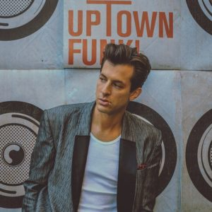 Pochette du single Uptown Funk de Mark Ronson et Bruno Mars