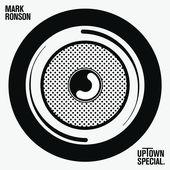 Pochette de l'album Uptown Special de Mark Ronson