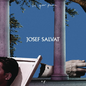 Pochette de l'EP In your Prime de Josef Salvat dont est issu Diamonds