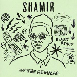 Pochette du single On The Regular de Shamir