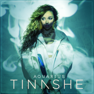 Pochette de l'album Aquarius de Tinashe