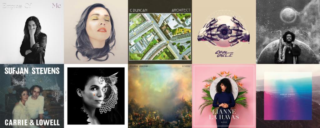 Les meilleurs albums de 2015, place 11 à 20