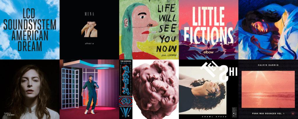 Les 20 meilleurs albums de 2017 selon Le Son de Gaston