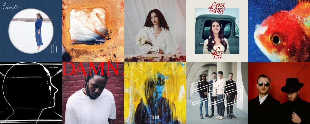 Les 30 meilleurs albums de 2017 selon Le Son de Gaston