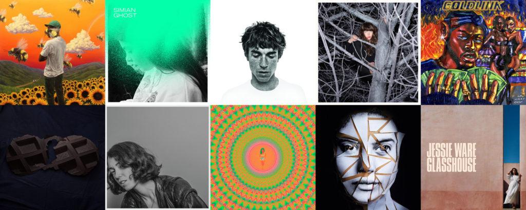 Les 50 meilleurs albums de 2017 selon Le Son de Gaston