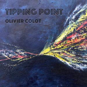 Pochette de l'EP Tipping Point d'Olivier Colot