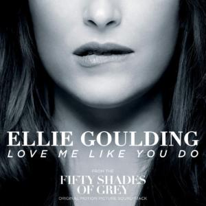 Pochette du single Love Me Like You Do d'Ellie Goulding