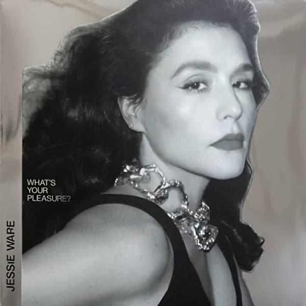 Pochette de la réédition The Platinum Pleasure Edition de l'album What's Your Pleasure de Jessie Ware